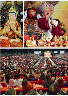 蓮生活佛盧勝彥 His Holiness Living Buddha Lian Sheng
